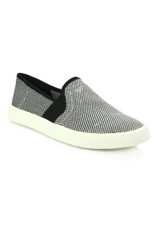 Vince Slip-On Canvas Sneakers