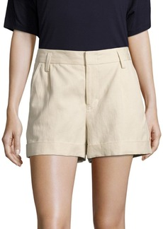 Vince Slouchy Cuffed Shorts