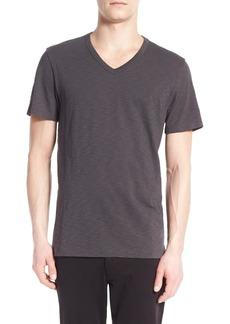 Vince Slub V-Neck T-Shirt
