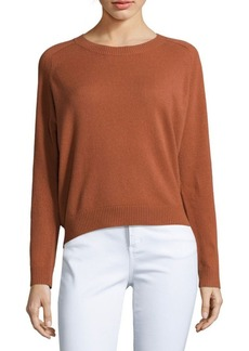 Vince Solid Cashmere Sweater