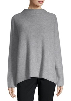 Vince Solid Merino Wool Sweater