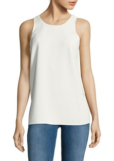 Vince Solid Sleeveless Top