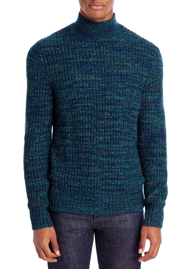 Vince Space Dyed Turtleneck Sweater