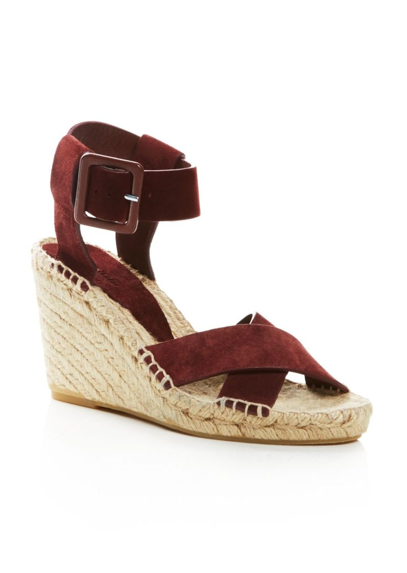 Vince Stefania Espadrille Wedge Sandals