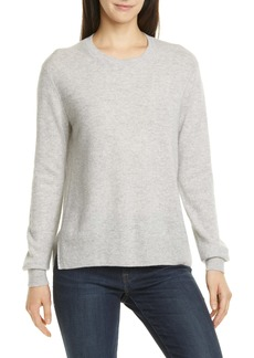 Vince Step Hem Cashmere Sweater