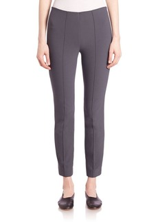 Vince Stitch-Front Leggings