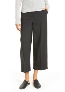 Vince Stretch Wool Trousers