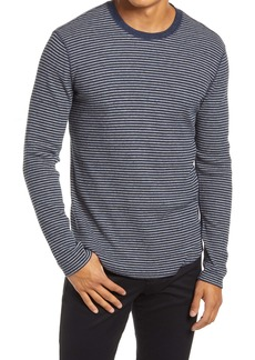 Vince Stripe Crewneck Sweater