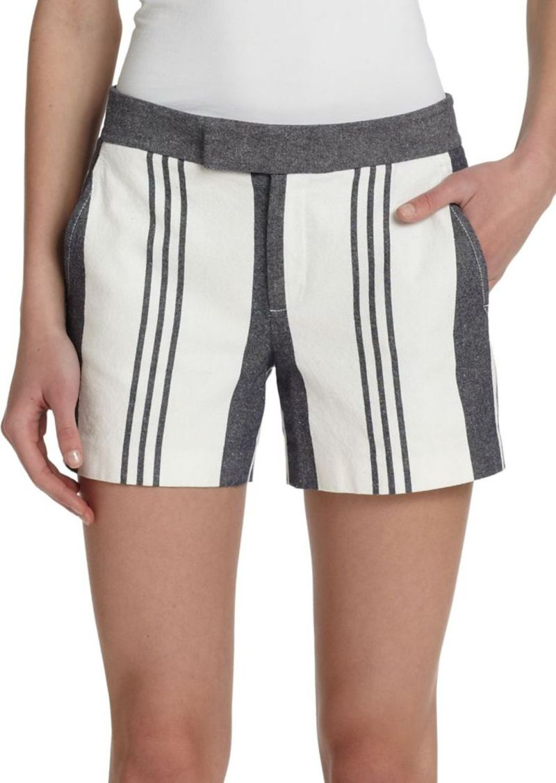 Vince Striped Shorts