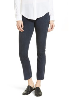 Vince Suede Crop Pants