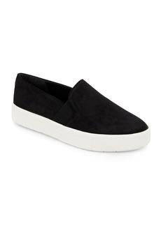 Vince Suede Platform Skater Sneakers