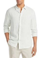 Vince Surfside Linen Slim Fit Shirt