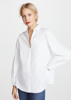 Vince Swing Front Blouse