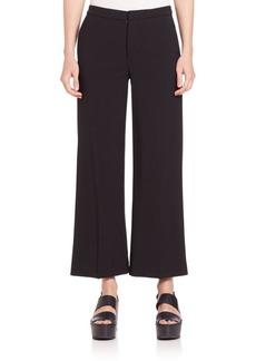 Vince Tailored Culotte Pants