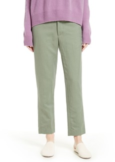 Vince Tapered Crop Trousers