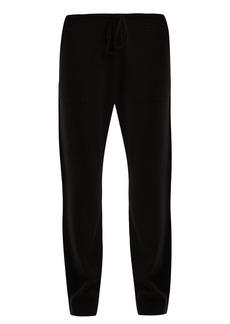 Vince Tapered-leg wool-blend track pants