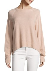 Vince Textured Cashmere Pullover