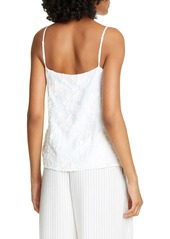 Vince Textured Floral Camisole