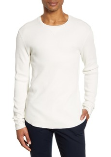 Vince Thermal Long Sleeve T-Shirt
