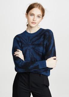 Vince Tie Dye Pullover