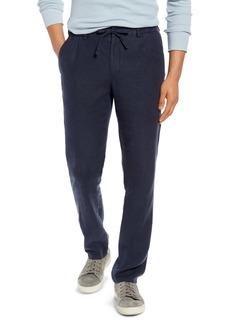 Vince Tie Waist Slim Pants