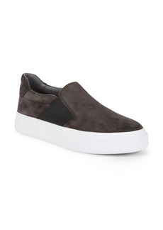 Vince Torin Textured Slip-On Sneakers