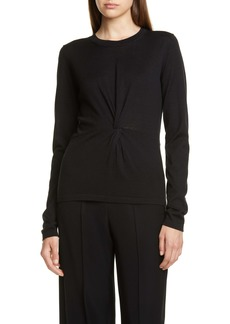 Vince Twist Front Sweater