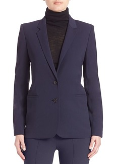 Vince Two-Button Blazer