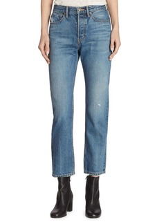 Vince Union Slouch High-Rise Jeans