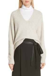 Vince V-Neck Cashmere Sweater