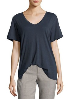 Vince V-Neck Relaxed Tee