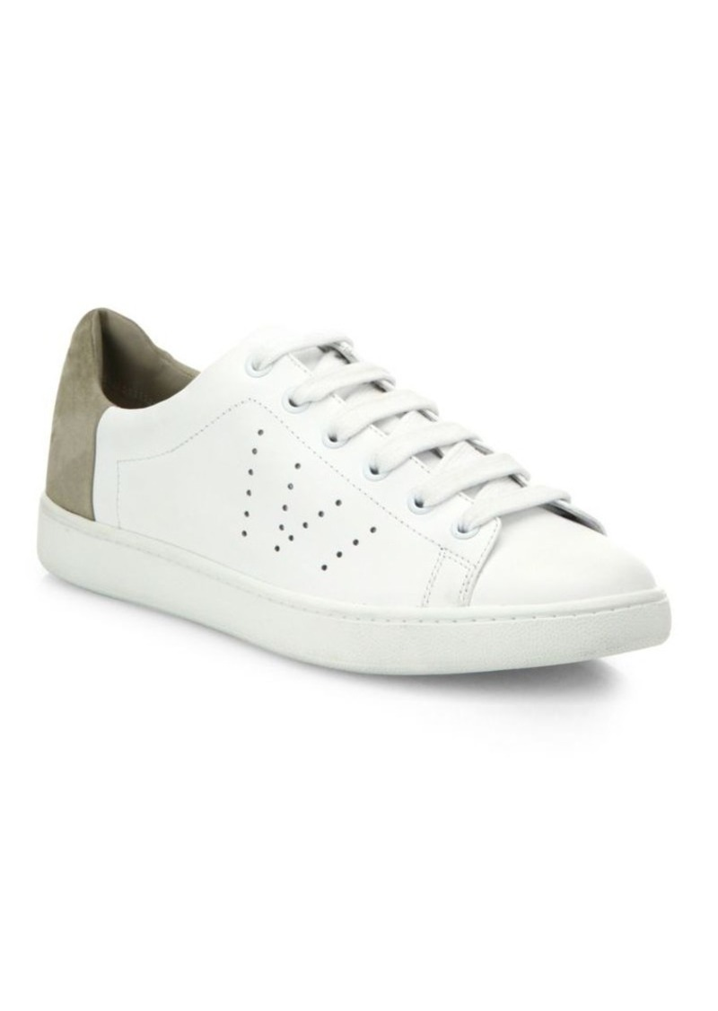 Vince Varin Leather & Suede Sneakers