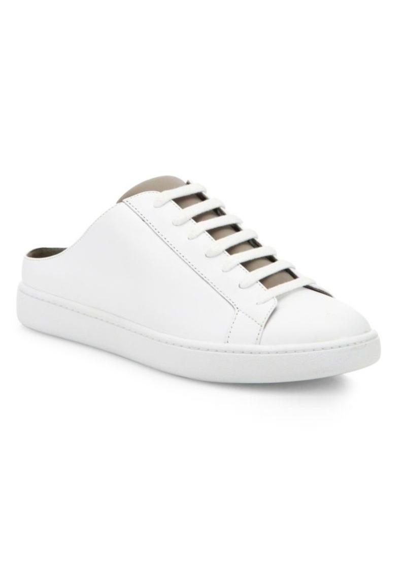 Vince Varley Leather Sneaker Slides