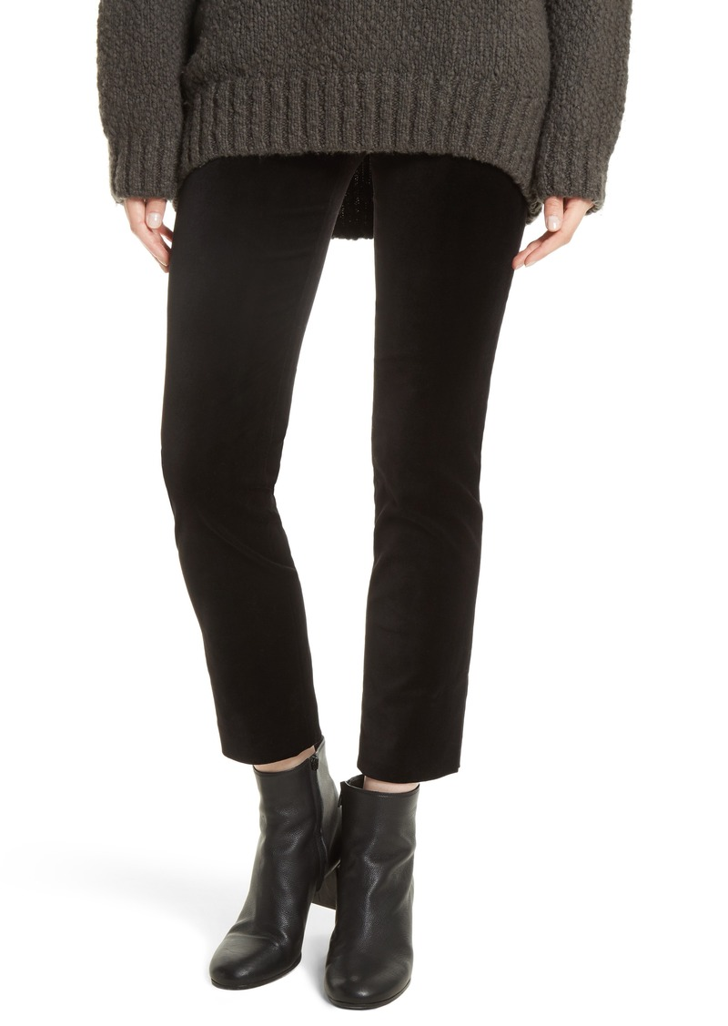 Vince Velvet Leggings