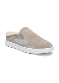 Vince Verrell Genuine Shearling Slip-On Sneaker (Women)