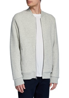 Vince Vince French Terry Zip-Up Track Jacket