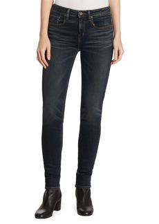 Vince Vintage Skinny Jeans
