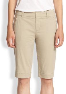 Vince Vintage Wash Bermuda Shorts