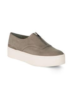 Vince Warner Zip Skate Sneakers