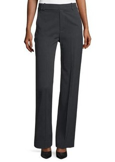 Vince Wide-Leg Pleated Pants