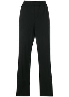Vince wide leg track pants - Black