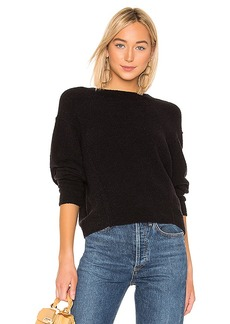 Vince Wide Neck Dolman Sweater