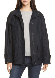 Vince Wing Collar Parka