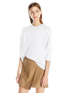 Vince Women's 3/4 Sleeve Crew