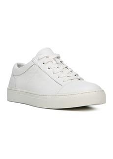 Vince Women's Afton Platform Leather Lace Up Sneaker