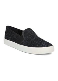 Vince Women's Blair Tweed Slip-On Sneakers