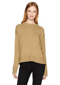 Vince Women's Boxy Crew Sweater  L