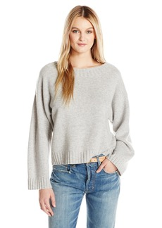 Vince Women's Boxy Pullover  L