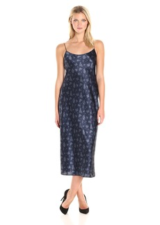 Vince Women's Calico Floral Slip Dress  M