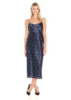 Vince Women's Calico Floral Slip Dress  XS